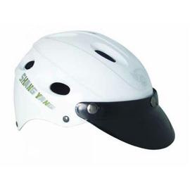 探險家戶外用品㊣SY3301A 白-溯溪帽可拆帽簷 運動用安全帽 直排輪帽 攀岩帽 自行車帽(台製)