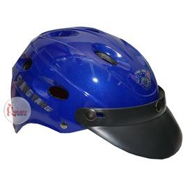 探險家戶外用品㊣SY3301C 藍-溯溪帽可拆帽簷 運動用安全帽 直排輪帽 攀岩帽 自行車帽(台製)