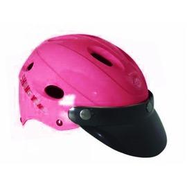 探險家戶外用品㊣SY3301D 粉-溯溪帽可拆帽簷 運動用安全帽 直排輪帽 攀岩帽 自行車帽(台製)