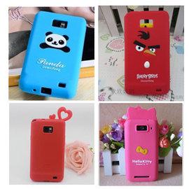 iphone 4s/4  彩色矽膠套/糖果果凍套/保護套/手機殼(可愛造型) [ABO-00118]
