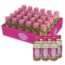 美人計燕窩雪蛤露量販版裸瓶裝(30入/盒)