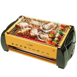 ◤贈200元7-11禮品卷◢ 韓國 HEUM 不銹鋼網架電煎烤爐 / 烤肉爐 HU-J982