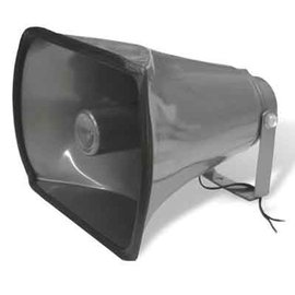 Dr.AV聖岡 KM-40W 方型號角喇叭 廣播器 喇叭 35W 鋁製
