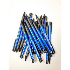 (卓本3C/卓也合) 廣告筆 原子筆/圓珠筆/藍筆 (藍)