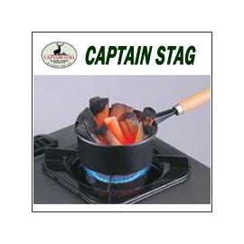 探險家戶外用品㊣M-6636 CAPTAIN STAG 日本鹿牌炭王集火器 (升炭器  起火師 升火大師 焚火台