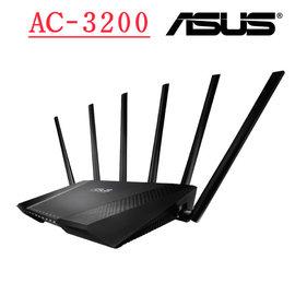 ~宏華資訊廣場~華碩 ASUS 三頻 RT~AC3200 Gigabit 無線分享器 Wi