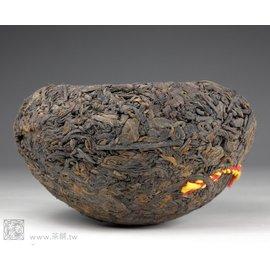 B122~2014年 ,湖北赤壁,趙李橋,川字牌^(趙李橋茶廠^),1700克,超級大青磚