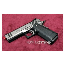 ~Hunter~ MARUI HI~ CAPA 4.3 CUSTON瓦斯BB槍  馬牌