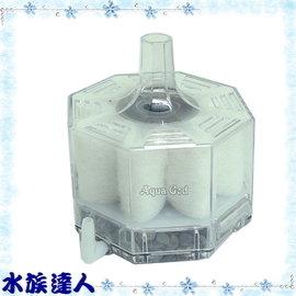 【水族達人】日本SUISAKU水作《內置空氣過濾器(水妖精)S》內置/水中過濾器