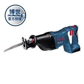 BOSCH 鋰電軍刀鋸GSA 18V-LI(單機)★快速更換鋸片的SDS設計