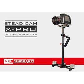 STEADICAM X~PRO穩定器 ^(承載2^~8Kg相機 錄影機 業務機^) 5DI