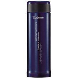 ZOJIRUSHI 象印 500cc 不鏽鋼 真空 保冷 保溫杯 SM-AFE50-AX 深藍色2支  ** 免運費 **