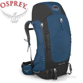 【美國 OSPREY】男款 Volt 75L 輕量透氣登山健行背包.氣流系列背包.後背包. 自行車背包.單車背包.休閒旅遊背包/ 恆星藍