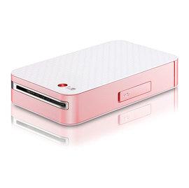 ◤內附10張相片紙◢  LG Pocket photo 隨身相片印表機 口袋相印機- PD233 銀 / 粉 兩色可選