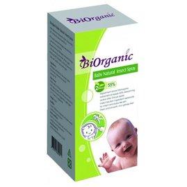【紫貝殼】『NH07-4』法國原料生產製造 寶兒有機天然嬰兒防蚊噴液 90ml【無人工色素、香精】