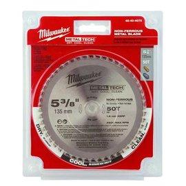 Milwaukee 50T硬質合金鋸片48-40-4075(135mm)