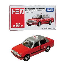 ^(45311^)~TOMICA多美小汽車~HK TAXI香港計程車^(紅 綠^)