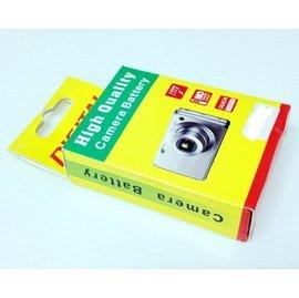 Canon 鋰電池 DC230、DC40、DC50、DC95、DC10、DC100、DC20、DC201、DC21、DC210、DC22、DC220 (BP-208/BP208)黃