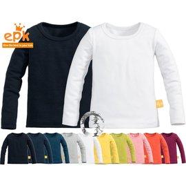 童衣圓~AA158~AA158原色百搭衣 epk 長袖 圓領 針織綿 素面 純色 內搭 T