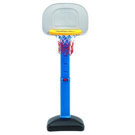 【紫貝殼】『SL08-3』【CHING-CHING親親】標準型籃球架(二段式)(BS-03 P31)【籃框高度調整最低100,最高170cm】