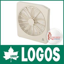 探險家戶外用品㊣NO.81336700 日本品牌LOGOS 攜帶型超涼電風扇 電扇 露營 野炊 消暑