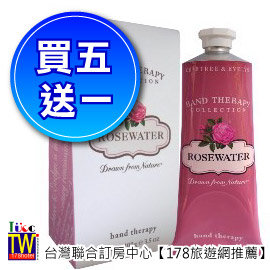 ☆ Crabtree & Evelyn 瑰柏翠☆薔薇護手霜100ml正品(買5送1) 1995元