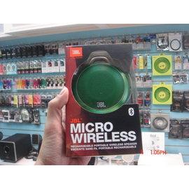 禾豐音響 3期零利率 JBL MICRO II WIRELESS 藍芽喇叭 綠(公司貨保固1年)另有Jambox mobile boombox
