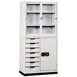 ~ 屋~H313特級3x6密碼鎖櫃Y115~3免  製 免組裝