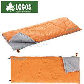 ~ LOGOS~長75 ×寬185cm 17號丸洗睡袋. 中空纖維棉.化纖可機洗 透氣保暖