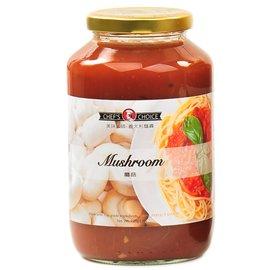 美味大師-義大利麵醬-蘑菇 720g 在家也能輕鬆DIY烹飪 級義大利麵