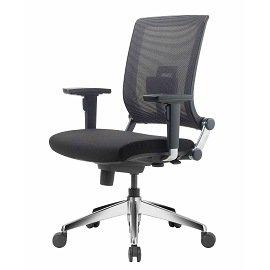 SM~212 高背無頭枕 電腦椅  HAWJOU 豪優人體工學椅