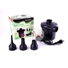 探險家戶外用品㊣GP17618 電動打氣機幫浦(適用露營達人充氣床墊 OR 歡樂時光  泳圈 鼓風機