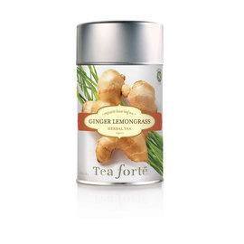 15149 Tea Forte 罐裝茶系列 ~ 金薑檸檬草茶 Lemon Ginger