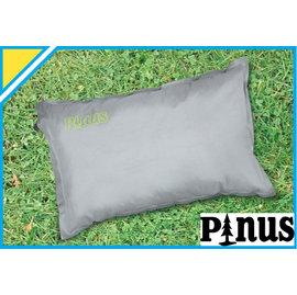 桃源戶外PINUS 超輕自動充氣枕頭 P13748 露營 登山 帳篷