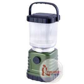 探險家戶外用品㊣JF394 綠寶石18LED省電露營燈(20小時) 無段式自由調整 野營燈 檯燈 登山