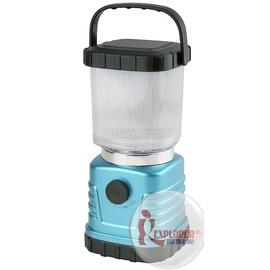探險家戶外用品㊣JF394 藍寶石18LED省電露營燈(20小時) 無段式自由調整 野營燈 檯燈 登山