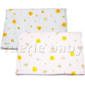 黃色小鴨-嬰幼兒健康乳膠枕+枕套1入(81438)