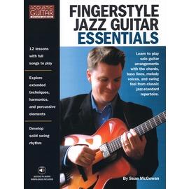 ~吉他系列~Fingerstyle Jazz Guitar Essentials 吉他教材