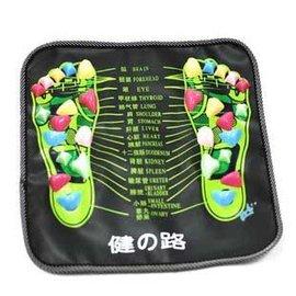 正方形 腳底按摩墊~塑膠石塊可移動!    ◇/按摩腳墊/健康步道足底按摩墊/