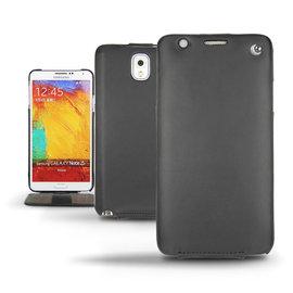 NOREVE Samsung 三星 Galaxy Note 3 Note3 下掀式皮套 保護殼 保護套  手工訂製 法國頂級手機皮套 腰掛 推薦