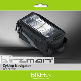 Birzman智慧型手機防水PDA上管袋 三鐵補給包^(4.3吋螢幕以內可 ^) BIKE