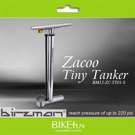 Birzman Zacoo Tiny Tanker 旅行用全鋁合金打氣筒 BIKEfun拜