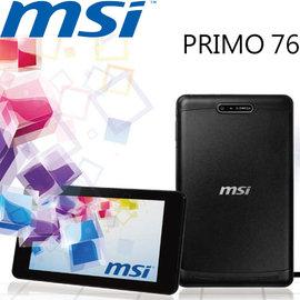 MSI Primo 76四核心7吋3G可通話平板電腦