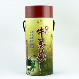 牛蒡茶350公克±5公克╱健康活力泉源、天然纖維飲品~星光Radio 館.森之寶~
