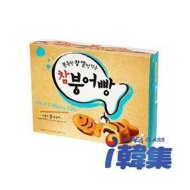 i韓集 ~韓國餅乾食品 ~ A21_ORION鯛魚燒蛋糕^(紅豆^)8入^(232g^)^