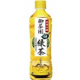 御茶園^~冰釀綠茶550ml^(6入^)