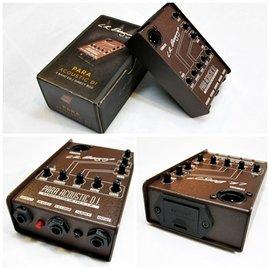 亞邁樂器 L.R.Baggs Para DI 木吉他前級兼阻抗匹配盒  ~5段式EQ調整