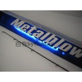 ◎百有釣具◎SHIMANO  METAL BLOW  B632 槍柄 鐵板路亞竿 ~一本半 全fuji配件 斜角K珠~超值再送鐵板