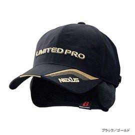 ◎百有釣具◎SHIMANO CA-116L GORE-TEX 釣魚帽 黑/紅~沒幾頂要買要快