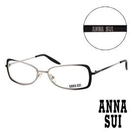 Anna Sui 安娜蘇  漸層 平光眼鏡^(黑^) AS04101